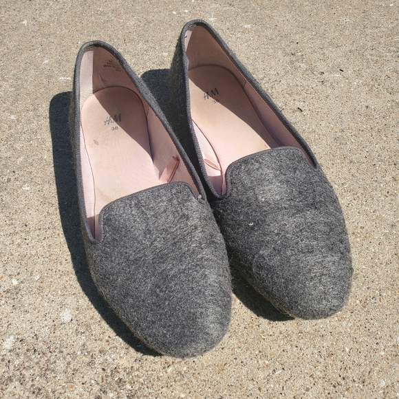 H&M Flat Loafers sz 38 / 7.5